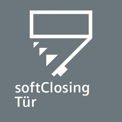 Piktogramm softClosing